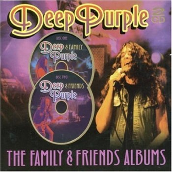 VA - Deep Purple. The Family & Friends Albums (2019)