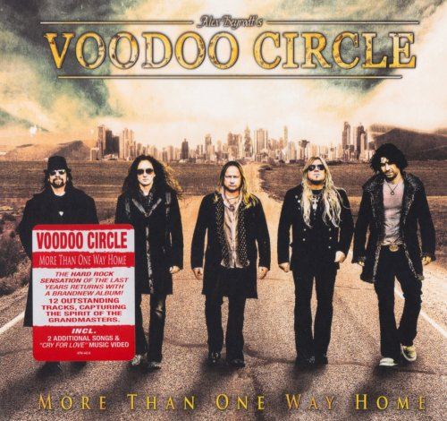 Voodoo Circle - More Than One Way Home [Limited Edition] (2013)