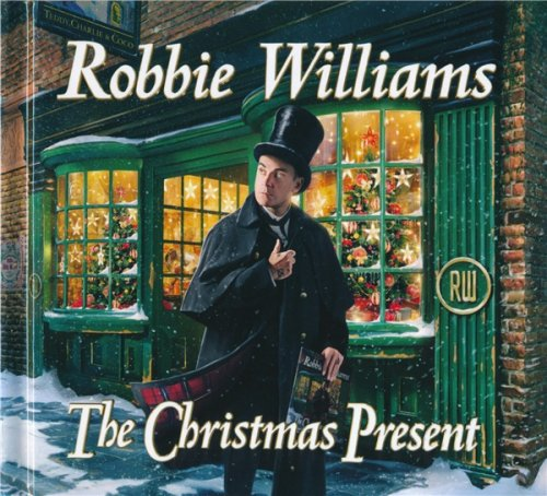 Robbie Williams - The Christmas Present (2CD 2019)