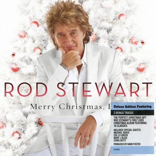 Rod Stewart - Merry Christmas, Baby [Limited Edition] (2012)