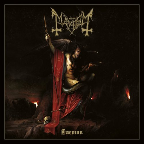 Mayhem - Daemon [Limited Edition] (2019)