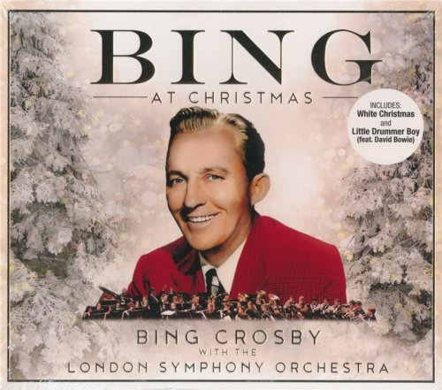 Bing Crosby with The London Symphony Orchestra - Bing At Christmas (2019)