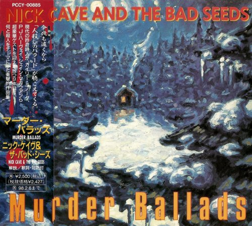 Nick Cave and The Bad Seeds - Murder Ballads [Japanese Edition] (1996)