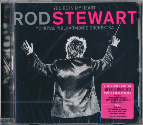 Rod Stewart With The Royal Philharmonic Orchestra - You're In My Heart (2CD 2019)