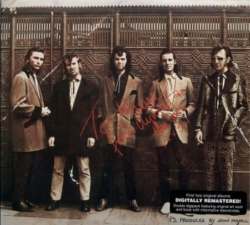 The Aynsley Dunbar Retaliation - To Mum From Aynsley And The Boys/Remains To Be Heard (1969-70) [Remastered] (2006)
