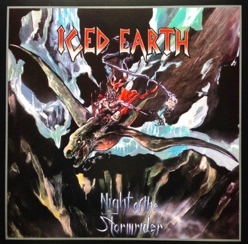 Iced Earth - Night Of The Stormrider (1991) [Vinyl Rip 24/192 + 24/96 LP Reissue 2015]