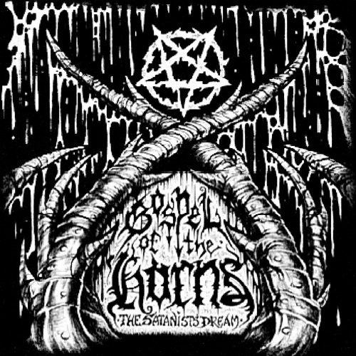 Gospel Of The Horns - The Satanist's Dream (EP) 1995