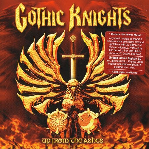 Gothic Knights - Up from the Ashes (Limited Edition) 2003