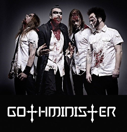 Gothminister - Discography (2003-2017)
