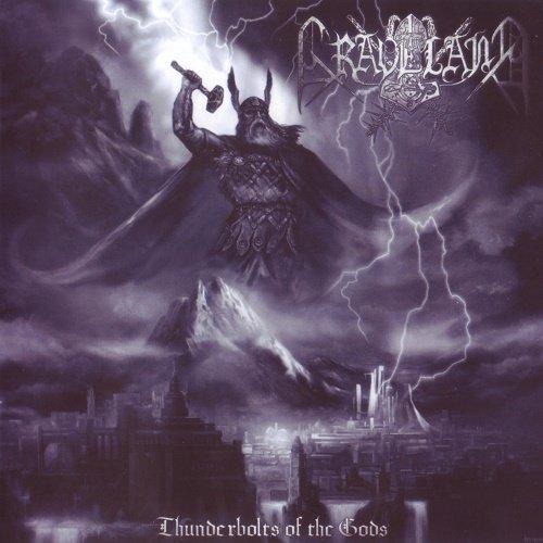 Graveland - Thunderbolts of the Gods (2013)