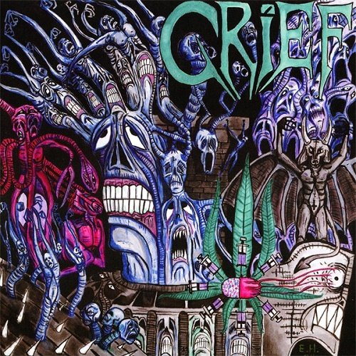 Grief - Come to Grief (1994, re-released 2010)