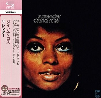 Diana Ross - Surrender (Japan Edition) (2012)