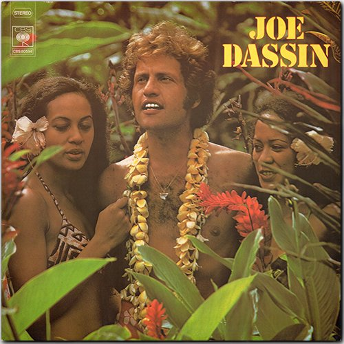 JOE DASSIN «Discography on vinyl» (6 x LP • CBS Records Limited • 1969-1978)