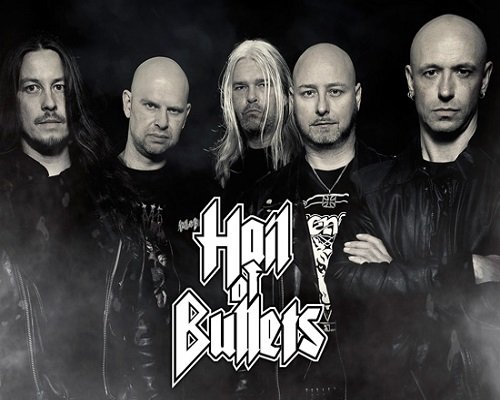 Hail of Bullets - Discography (2008-2013)