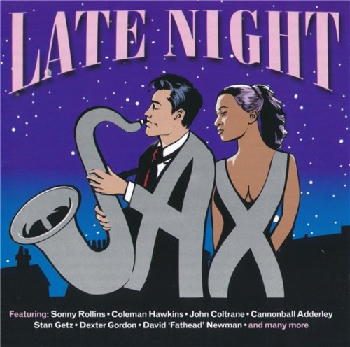 VA - Late Night Sax (2CD 2012)