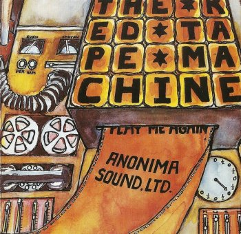 Anonima Sound Ltd. - Red Tape Machine (1972) (1993)