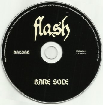 Bare Sole - Flash (1969) (2015)