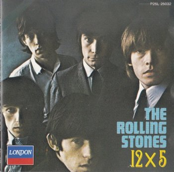 The Rolling Stones - 12 x 5 (1964)