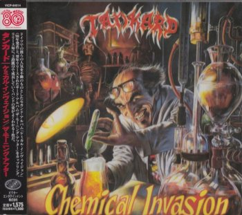 Tankard - Chemical Invasion+The Morning After (1991)