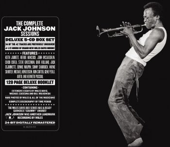 Miles Davis - The Complete Jack Johnson Sessions (1971, Remastered 2003) [5 CD Box]