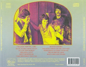 The Grass Roots - Leaving It All Behind (1969) Remastered (2010)