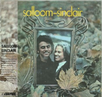 Salloom Sinclair - Salloom Sinclair (1969) [Korean Remastered, 2013]