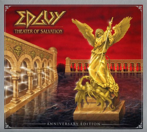 Edguy - Theater Of Salvation [Anniversary Edition] [2CD] (1999) [2019]
