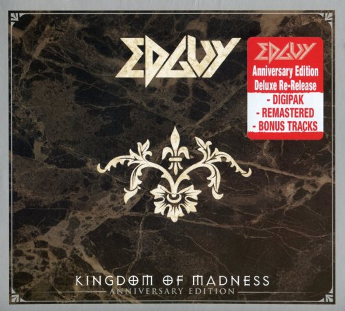 Edguy - Kingdom Of Madness [Anniversary Edition] (1997) [2018]