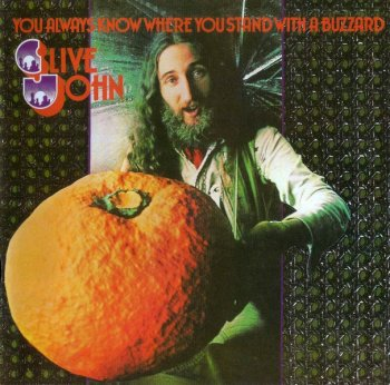 Clive John - You Always Know Where You Stand With A Buzzard (1975) (Remastered, 2004)