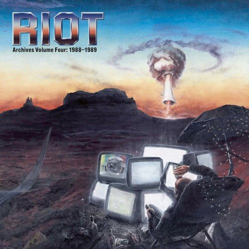 Riot - Archives Volume 4: 1988-1989 (2019)