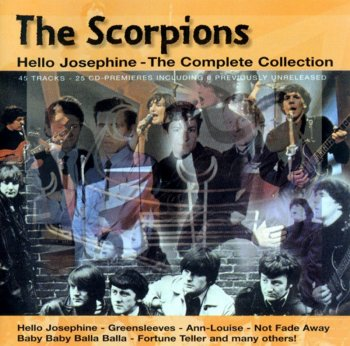 The Scorpions - Hello Josephine, The Complete Collection (1965-66) (1998) 2CD