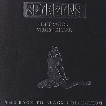 Scorpions - In Trance / Virgin Killer: The Back To Black Collection (2000)