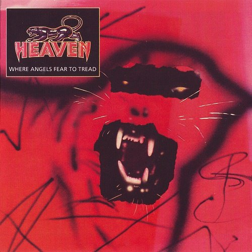 Heaven (Aus)- Where Angels Fear To Tread (1983)