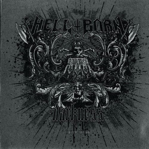 Hell-Born - Darkness (2008, Reissued 2010, Digipack)