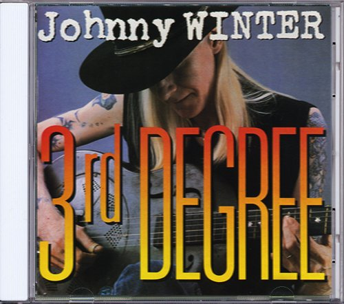 JOHNNY WINTER «Discography» (25 x CD • The Best Sound • 1968-2014)