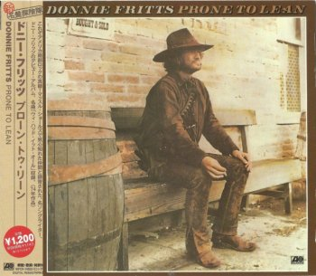 Donnie Fritts - Prone To Lean (1974) [Japan Remastered, 2013]