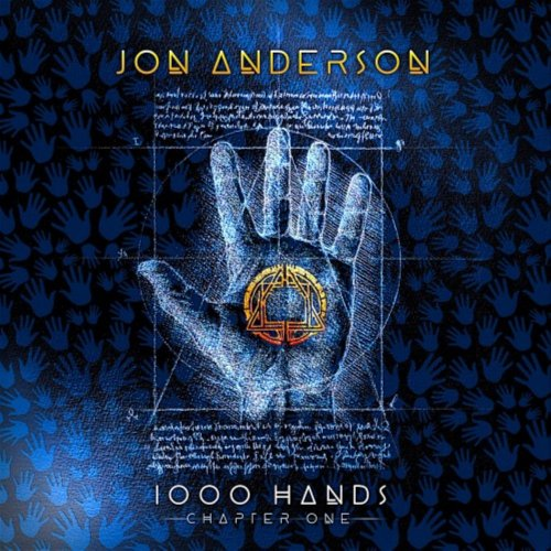 Jon Anderson - 1000 Hands: Chapter One (2019)