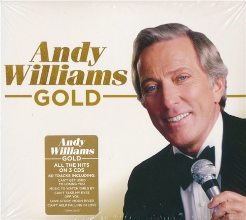 Andy Williams - Gold (3CD 2020)