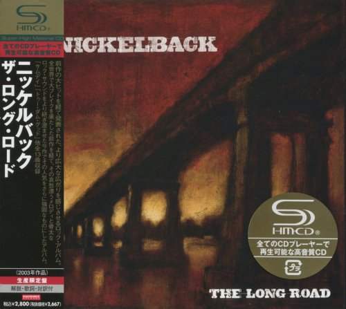 Nickelback - The Long Road [Japanese Edition] (2003) [2008]