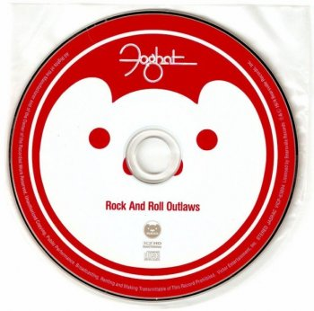 Foghat - Rock And Roll Outlaws 1974 (Japan Remastered, 2008)