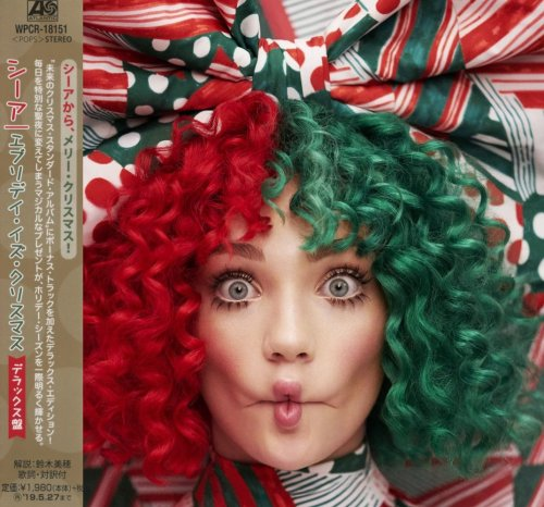Sia - Everyday Is Christmas [Japanese Edition] (2018)