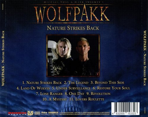 Wolfpakk - Nature Strikes Back (2020)