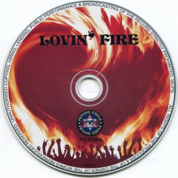 V.A - Lovin' Fire 20 Obscure Gems From The UK and Europe (1969-74) (2007)