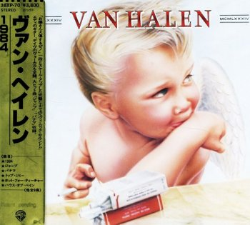 Van Halen - 1984 (Japan Edition) (1984)