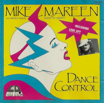 Mike Mareen - Dance Control (1987)