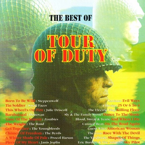 VA - The Best of Tour of Duty (OST) 1992