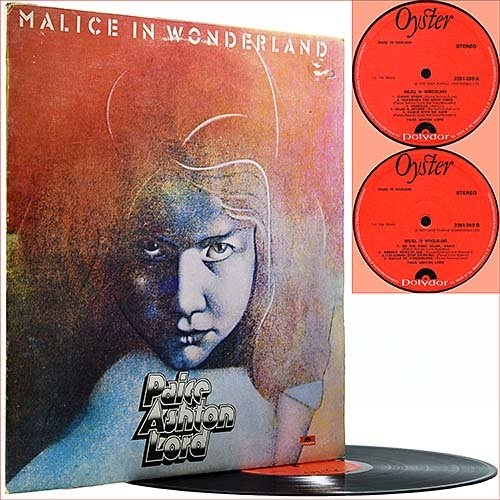 Paice Ashton Lord - Malice In Wonderland (1976) (Vinyl 1st press)
