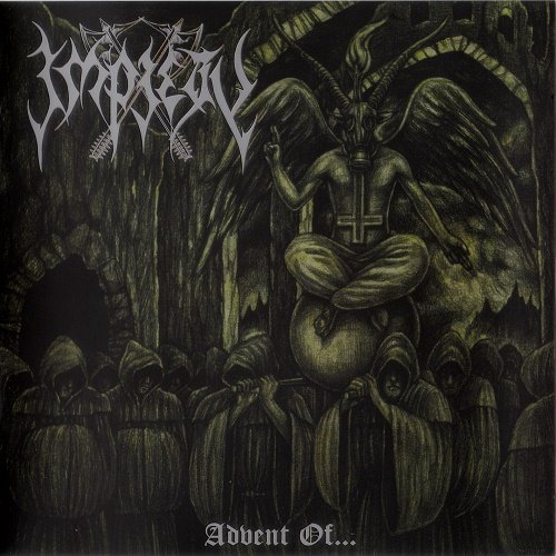 Impiety - Advent of... (EP) 2011