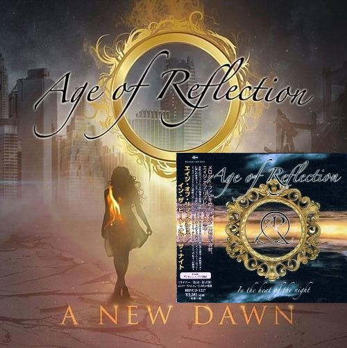 Age Of Reflection - Discography [2 Studio Albums] (2017/2019)