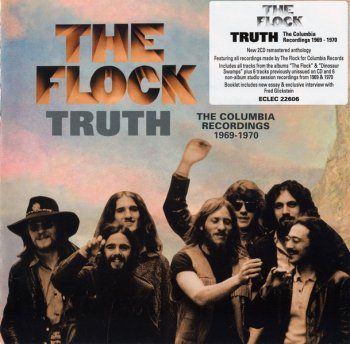 The Flock - Truth - The Columbia Recordings (1969-70) ( Remastered, 2017) 2CD
